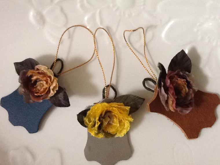 ちっちゃな絹の花