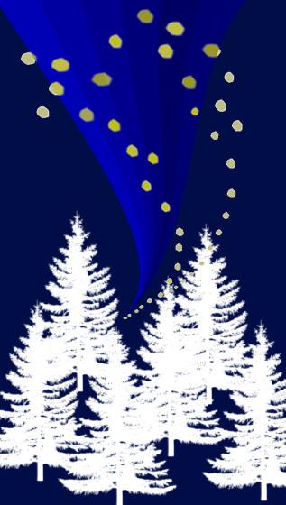 森の夜空 再掲JPEG画像