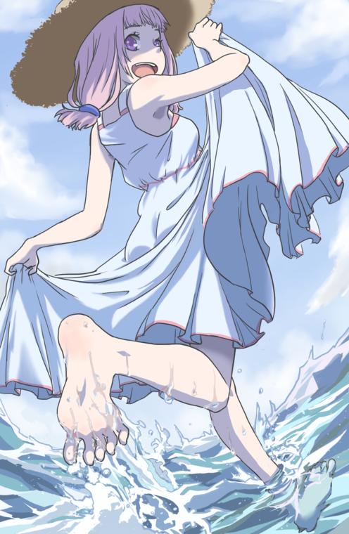 泡夏:夏色の少女