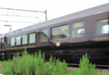 お召し列車と天皇陛下2016.09.11(鶴岡市)
