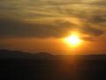 秋の夕焼け2008