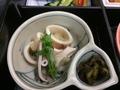 スルメイカの酢味噌和え 2017/07