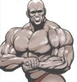 今日のお題:筋肉