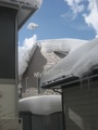 大雪の晴天2009