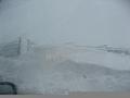 2011大雪の道路
