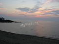 日本海の夕日2012年夏その1