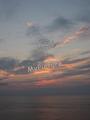 日本海の夕日2012年夏その2